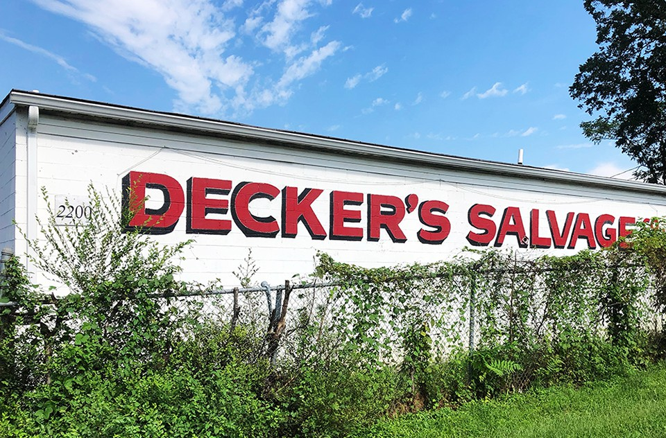 Decker's Salvage Baltimore Maryland Scrap Metal Buy, Sell