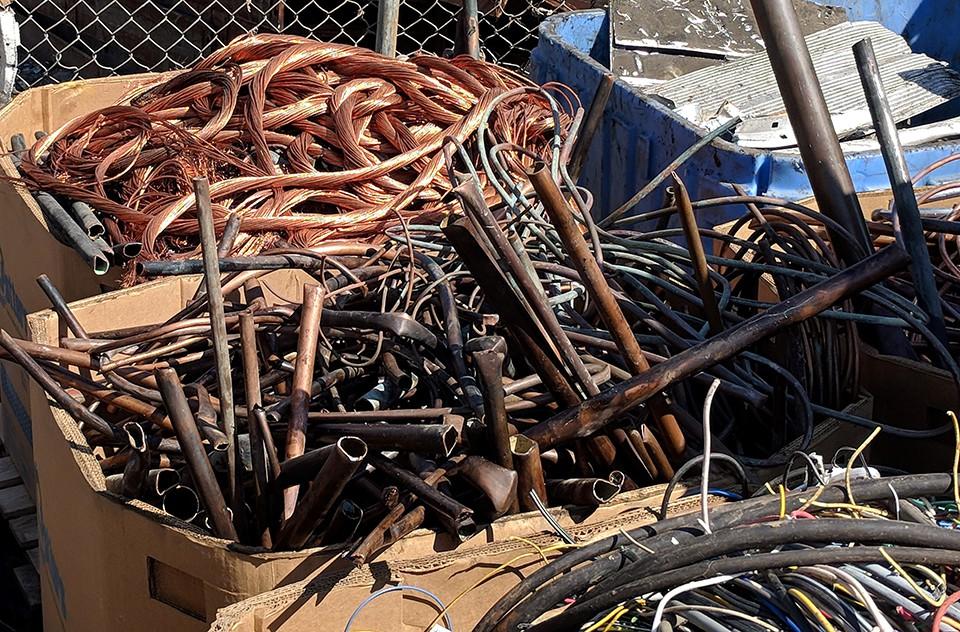 Decker's Salvage Baltimore Maryland Scrap Metal Buy, Sell