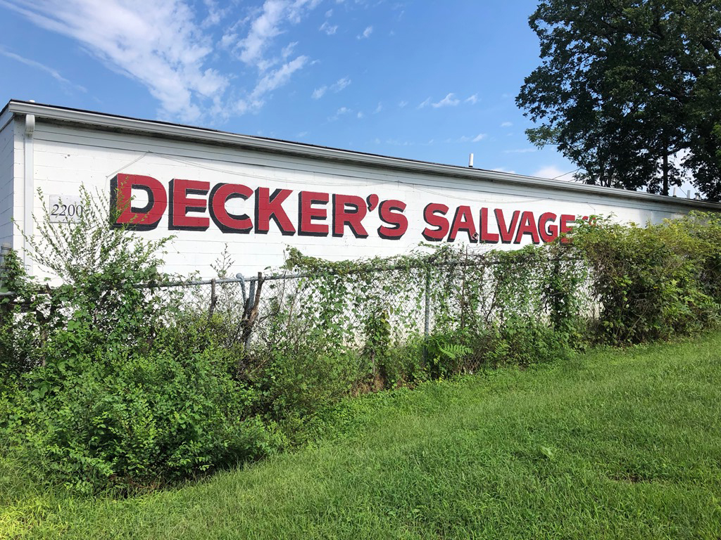 Decker's Salvage Baltimore Maryland