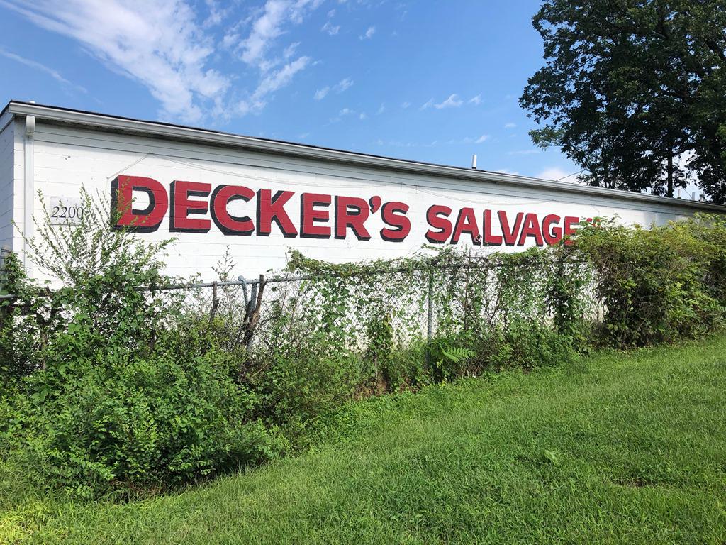 Decker's Salvage Baltimore Maryland